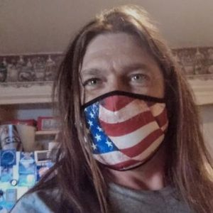 Other - Made in the USA American Flag Face Mask